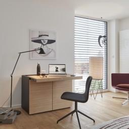 werner works basic cap   B 80 cm   Home-Office Schreibtisch